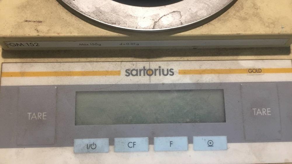 تعمیر ترازوی سارتریوس