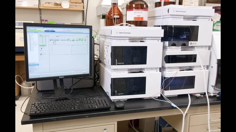آماده سازی نمونه برای HPLC در نمونه های مایع